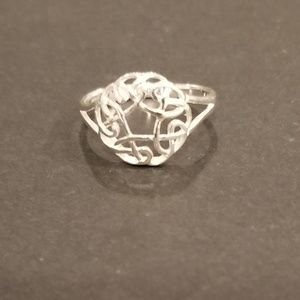 ♡Stamped Sterling Silver Ring♡